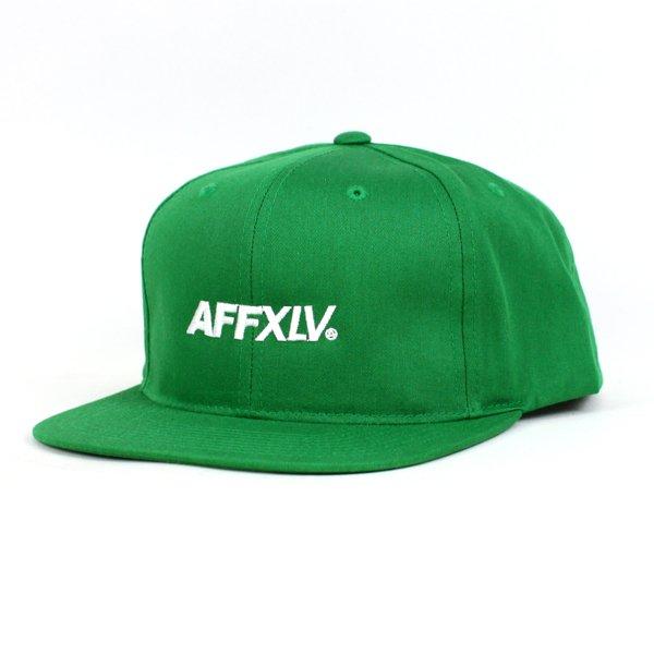 画像1: AFFXLV SNAPBACK (Green) (1)