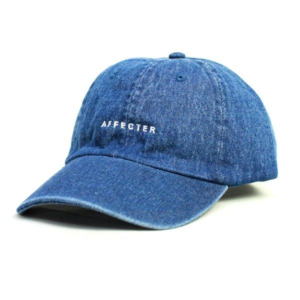 画像1: CLASSIC LOGO BALL CAP (Denim) (1)