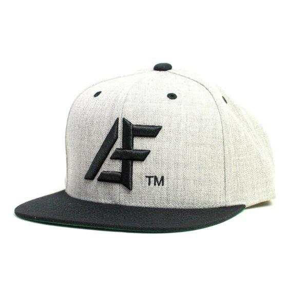 画像1: AFF TM S/B Cap(H.Grey/Black) (1)