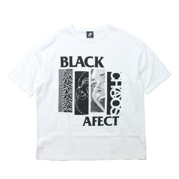 画像1: BLACK AFF BIG Tee (White) (1)