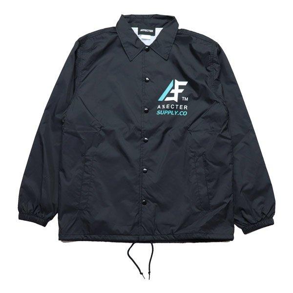 画像1: A SLIP Jacket (Black) (1)